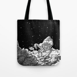 The Miner Tote Bag