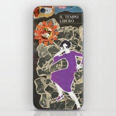 Il Tempo Libero (Spare Time) iPhone & iPod Skin