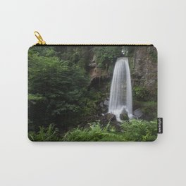 Melincourt falls near Resolven south Wales Carry-All Pouch