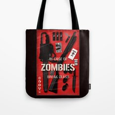 Zombie Emergency Kit Tote Bag