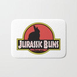 JURASSIC BUNS Bath Mat