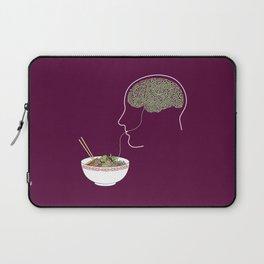 Noodle Brain Laptop Sleeve