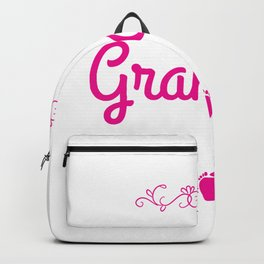 Soon To Be Grandma Est 2020 Granny Gift For A Grandmother Backpack