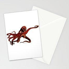 Octoclipse Stationery Cards