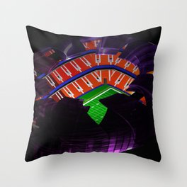 The Spark Throw Pillow