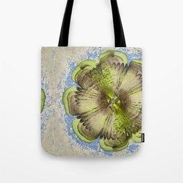 Diastaltic Wraith Flower  ID:16165-040334-27340 Tote Bag
