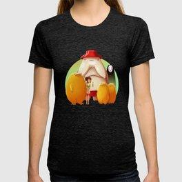 Studio Ghibli - Radish Spirit T-shirt
