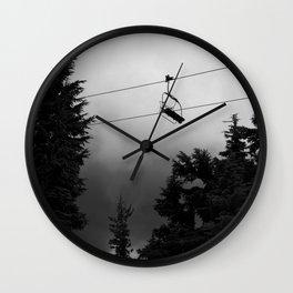 Magic Mile Wall Clock