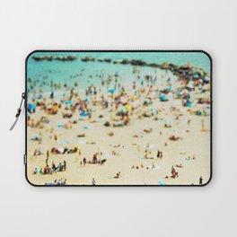 Coney Island Beach 2 Laptop Sleeve
