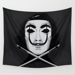 D for Dali Wall Tapestry