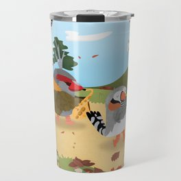 Bird Band Travel Mug