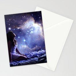 Enchanted Night Stationery Cards