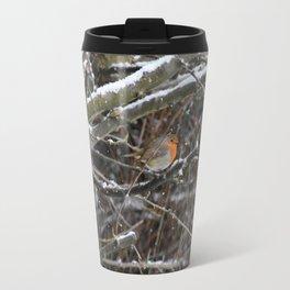 Winter scene Travel Mug