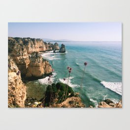 Algarve coast Canvas Print