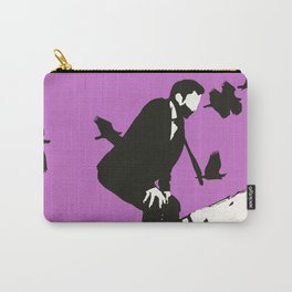 Dream Sequence Purple Carry-All Pouch