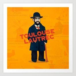 Toulouse-Lautrec Art Print