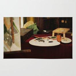 Painter's Desk Rug
