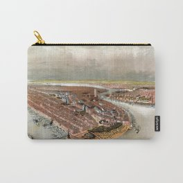 New York City - 1874 Carry-All Pouch