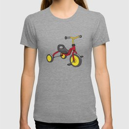 Tricycle for kids T-shirt