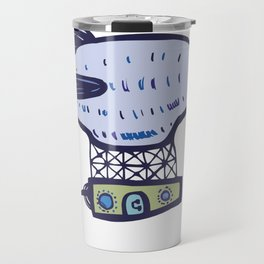 Zeppelin Travel Mug