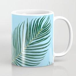 MIAMI PalmTree Leaves Coffee Mug