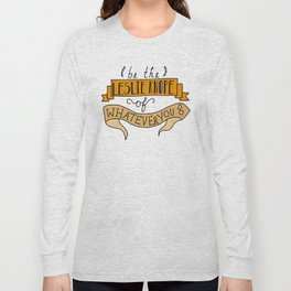 Leslie Knope Long Sleeve T-shirt