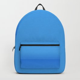 Blue Empty Room Backpack