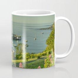 Ilfracombe Harbour Summer Coffee Mug