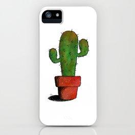 Cactus Cacti Succulent Saguaro iPhone Case