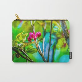 Blossom Inside Carry-All Pouch