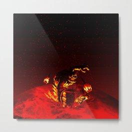 zelda fight Metal Print