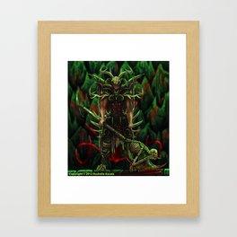 Morlock Priest  Framed Art Print
