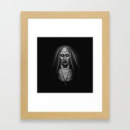 Valak Framed Art Print
