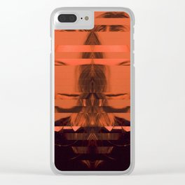 helpless Clear iPhone Case