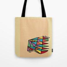 Triheaded Tote Bag