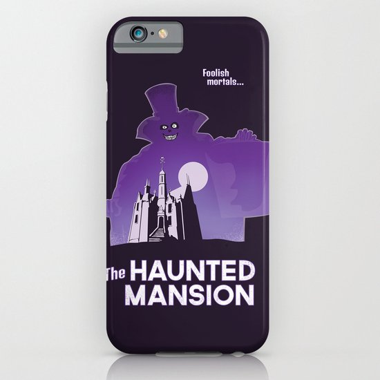 Hatbox Ghost iPhone & iPod Case