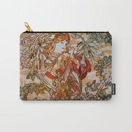 Art Nouveau design 2 Carry-All Pouch