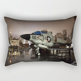 McDonnell F-3B Demon Rectangular Pillow