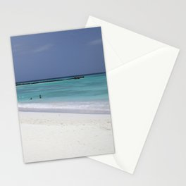 Beach perfection Stationery Cards