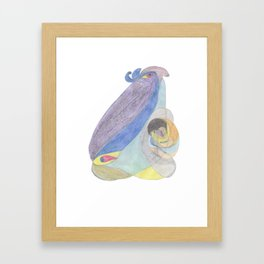 Drawing #23 Framed Art Print