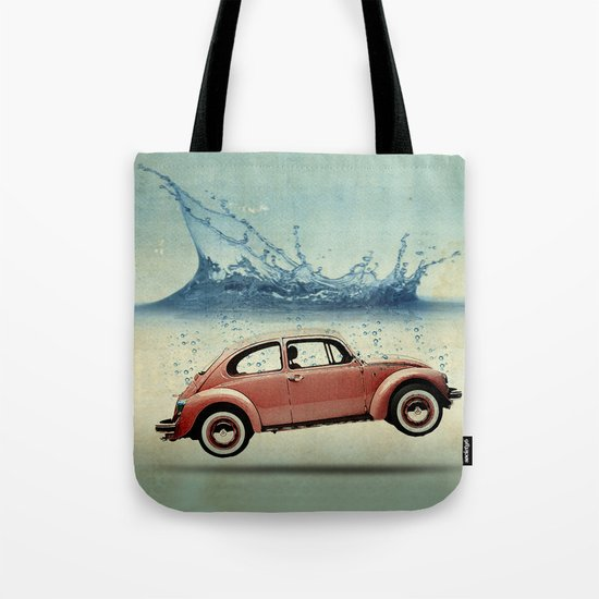 Drop in the Ocean Tote Bag