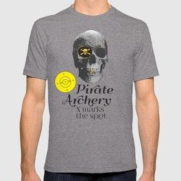 Pirate Archery - X Marks the Spot T-shirt