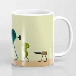 Kitchen Tools Parade Coffee Mug