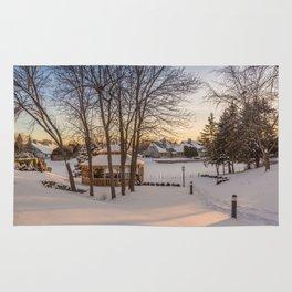 Winter Peace Rug