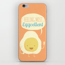 Most Eggcellent iPhone Skin