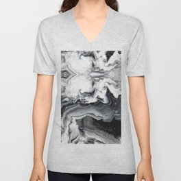 Marble in the Water Unisex V-Neck