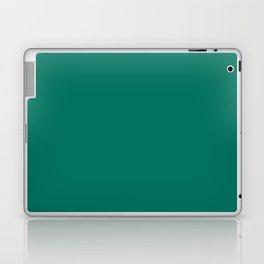 Monotonous green background Laptop & iPad Skin
