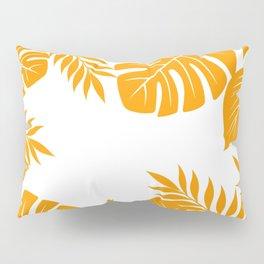 Paradise in Tangerine Pillow Sham