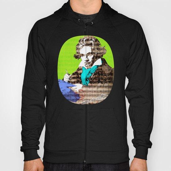 Ludwig van Beethoven 5 Hoody