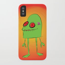 Obo on a good day iPhone Case